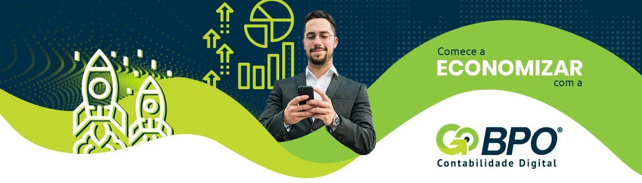 Comece a economizar com a GoBPO Contabilidade Digital